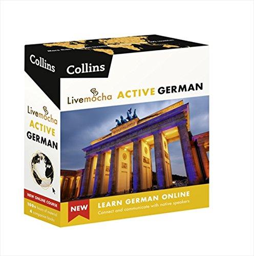 Collins Livemocha Active German: Amazon.es: Libros en idiomas extranjeros