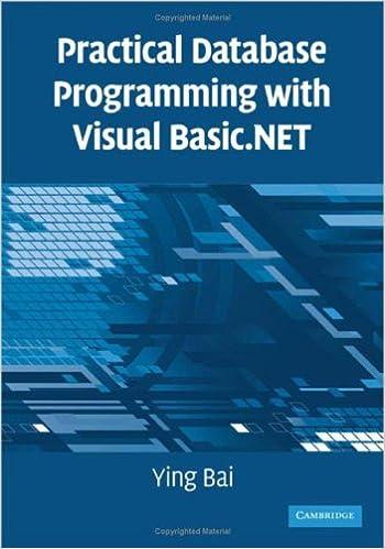 Mobil ebook nedlastingerPractical Database Programming with