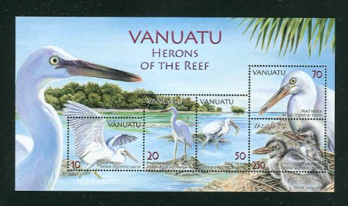 Review Herons of the Reef