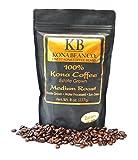 Cheap Kona Bean Co. 100% Kona Coffee Estate Grown – Medium Roast – Bean 8oz