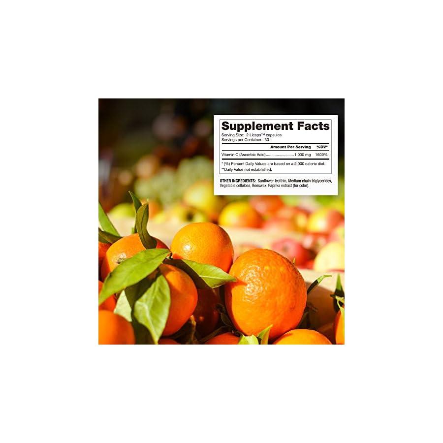 Dr. Mercola Liposomal Vitamin C 1,000mg Higher Bioavailability Potential & Protection Against Intestinal Discomfort 60 Capsules