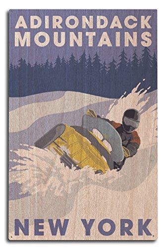 snowmobile vintage - 7