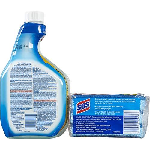 Buy clorox bleach cleaner spray