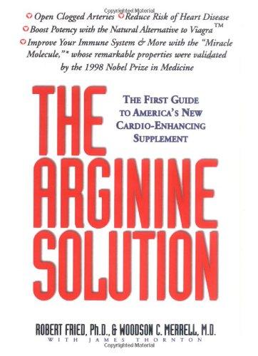 Arginine Solution Americas Cardio Enhancing Supplement product image