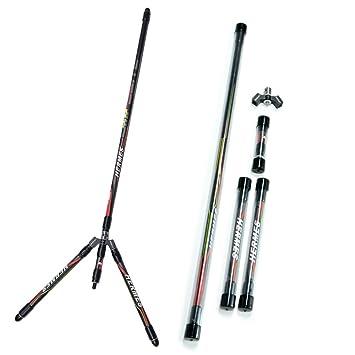 Bogenschießen Legierung Einstellbarer 5//16-24 Set Stabilisator Für Recurve Bogen