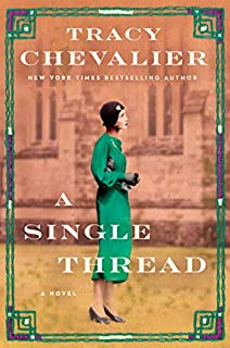 Book Cover: A Single Thread: A Novel