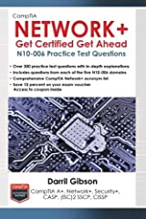 CompTIA Network+ N10-006 Practice Test Questions (Get Certified Get Ahead) Paperback