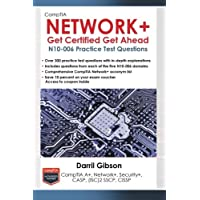 CompTIA Network+ N10-006 Practice Test Questions (Get Certified Get Ahead)