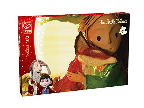 - Hape The Little Prince Secret - 100 pcs Puzzle
