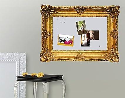 Adhesivo decorativo para pared con pizarra magnética de No ...