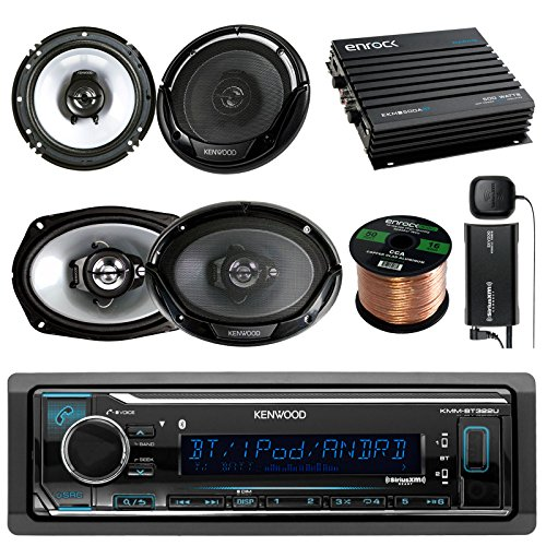 siriusxm edge with vehicle kit - 7