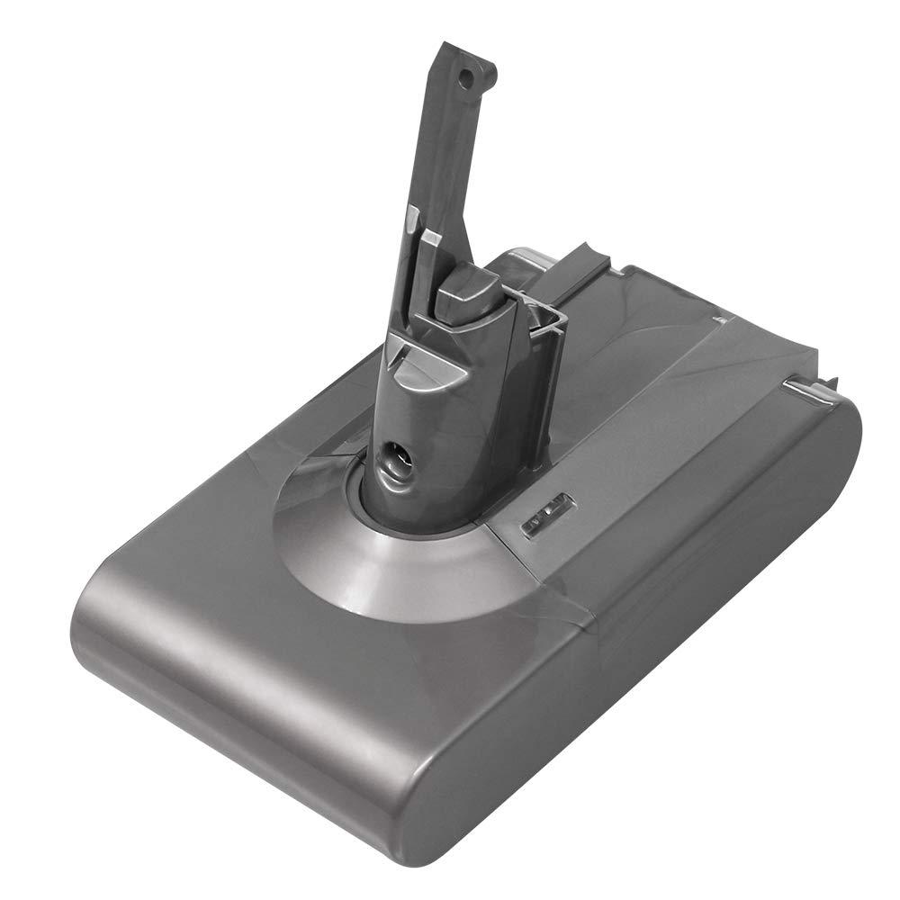 Shinga Power 21.6V 3.0Ah for Dyson V8 Battery Replacement for Dyson V8 Fluffy Absolute Animal Cordless Handheld Vacuum 21.6 Volt Li-ion Battery