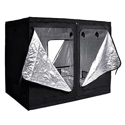 Hydroponic Tent - SODIAL(R) Hydroponic Grow Room Indoor Dark Room Mylar Tent Size240x120x200cm Amazon.in Home u0026 Kitchen  sc 1 st  Amazon.in & Hydroponic Tent - SODIAL(R) Hydroponic Grow Room Indoor Dark Room ...