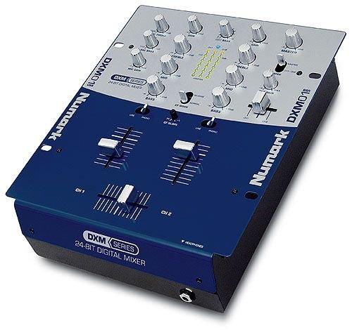 Numark DXM01 USB DJ Mixer