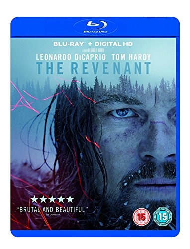 The Revenant [Blu-ray] [2016]
