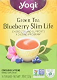 Yogi Green Tea, Blueberry Slim Life, 16 Tea Bags Review