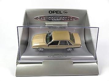 OP14 Opel Senator A Schuco 1//43 in Scatola Opel