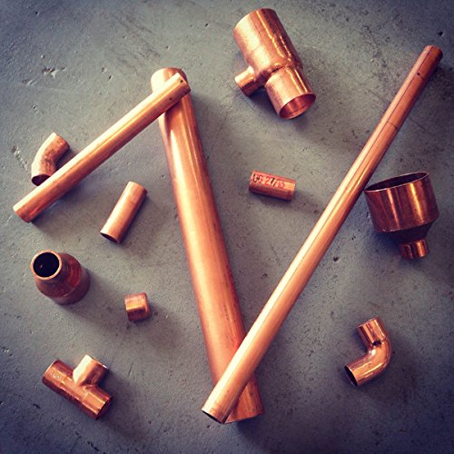 Clawhammer Supply Copper Moonshine Parrot Kit