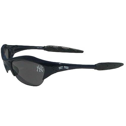 Amazon.com: MLB Yankees de Nueva York hoja anteojos de sol ...
