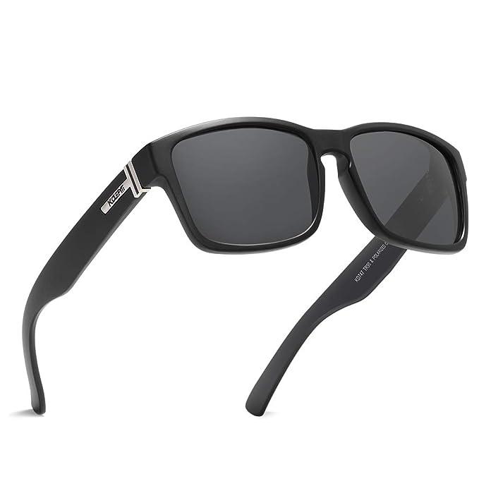 Amazon.com: KDEAM TR90 KD747 - Gafas de sol polarizadas para ...