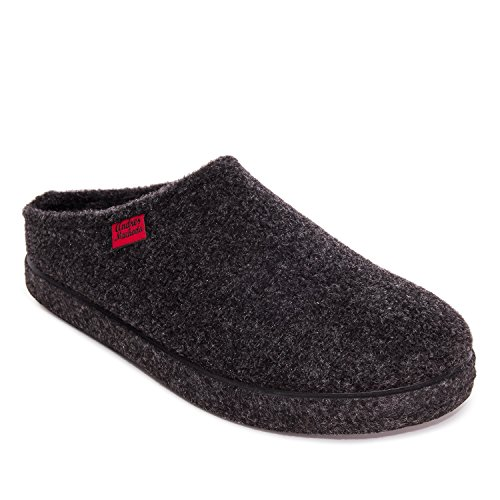 Pantofole Donna Taglie Comodissime al EU Andres Feltro AM001 32 50 Alpino Machado dal Nero in 80w1wtq