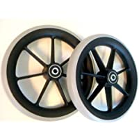 1 pair of 8 Front Castor Wheels for