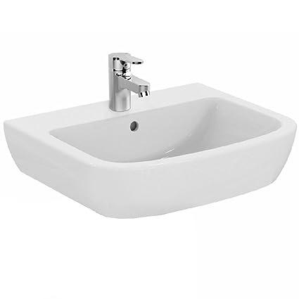 IDEAL STANDARD Lavabo bagno sospeso a Parete 60 cm - Linea Gemma2 ...