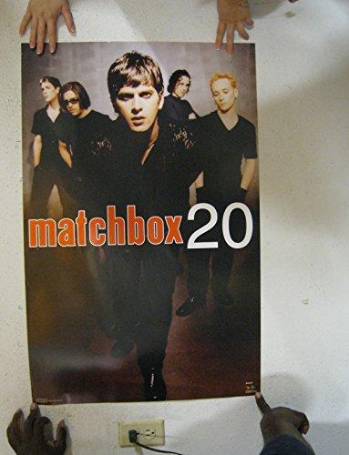 Matchbox 20 Poster Twenty Standing Matchboxtwenty