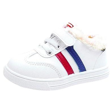 6ca9142faaabd Amazon.com: Gooldu Baby Toddler Girls Boys Sneakers Kids Child ...