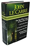 John Le Carre Omnibus (The Spy Who Came in from the Cold, Call for the Dead, A Murder of Quality, The Looking-Glass War & A Small Town in Germany) by John Le Carre (1979) Hardcover