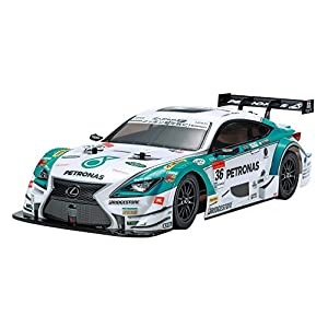 TAMIYA PETRONAS TOM'S RC F (TT-02 chassis) 58619 1/10 assembly kit