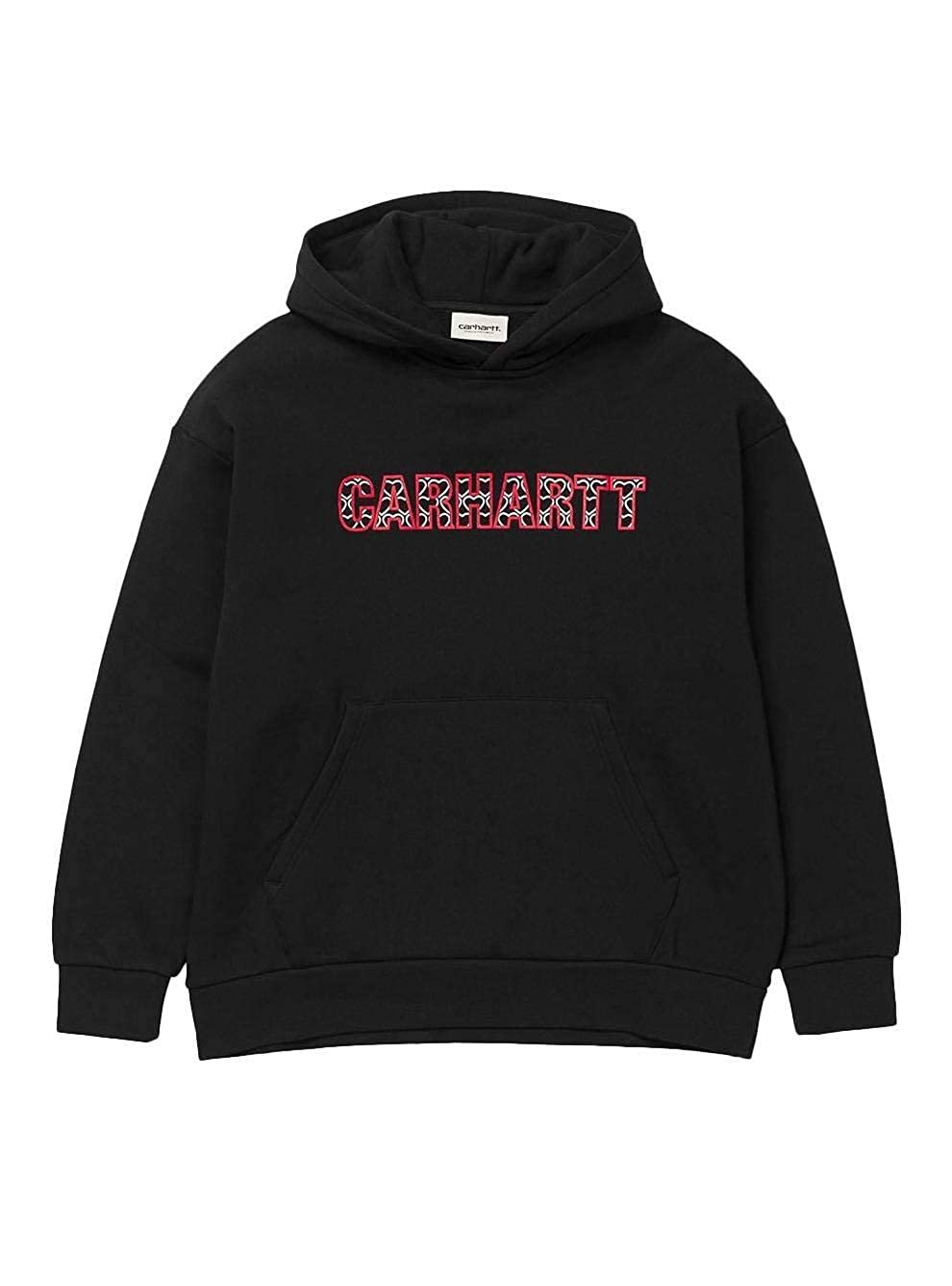 CARHARTT W& 039; Hooded Hearts Sweat schwarz I025339.89.00.03 L