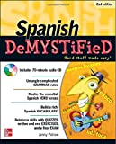 Spanish DeMYSTiFieD, Second Edition