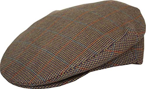 GREEN GROVE グリーングローブウェーバー 男性用 帽子 ハンティングキャップ・ハンチングキャップ 鳥打帽 ツイード Lewis HCTW8 スコットランド製