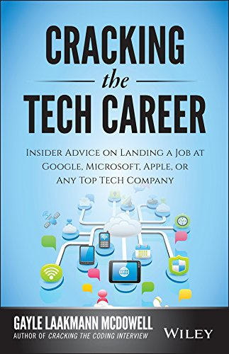 Cracking the Tech Career: Insider Advice on Landing a Job at Google, Microsoft, Apple, or any Top Tech Company Pdf