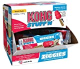 KONG Stuff'N Ziggies Cube Small Dog Treat, 52-Ounce, 75-Pack, My Pet Supplies