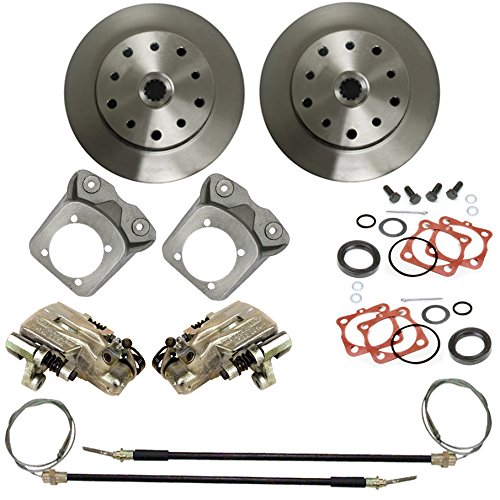 vw disc brake conversion kits - 6