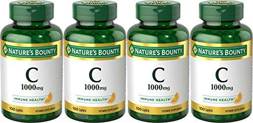 Natures Bounty Vitamin Immune Caplets