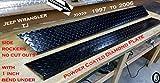 J & O Carts Parts Fits Jeep Wrangler TJ Powder