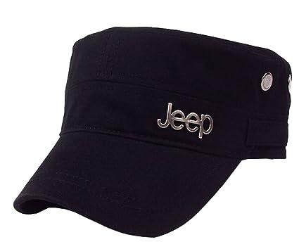 Jeep Tactical Cadet Hats Military Caps Twill Army Corps Cap Flat Top Cap  Baseball Hat at Amazon Men s Clothing store  cc58e23a57a