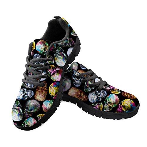 Chaussures Running 6 Y Skull de HUGS B pour IDEA CC316AQ Homme wFvTTIq