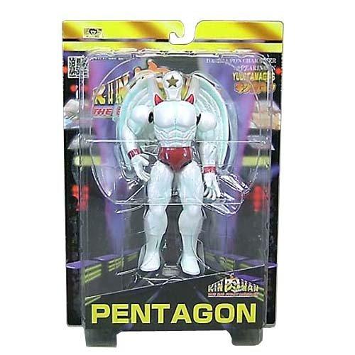 Kinnikuman THE BIG FIGHT MUSCLES Pentagon (japan import)