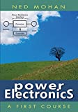Power Electronics 1st Edition
