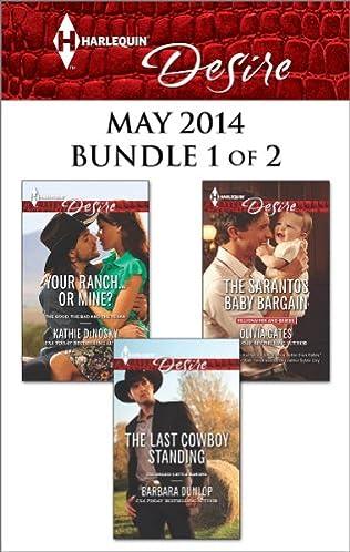 book cover of Harlequin Desire May 2014 Bundle