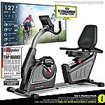51kjZFDDTcL. SS150 Sportstech Cyclette Professionale SX500 - Marchio di qualità Tedesco -Eventi Video & Multiplayer App, volano da 25KG…