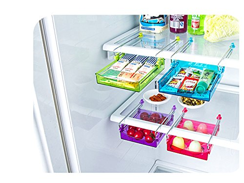 Multipurpose Slidable Freezer