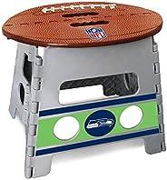 NFL Seattle Seahawks Folding Step Stool