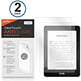 Kindle Voyage Screen Protector, BoxWave® [ClearTouch Anti-Glare (2-Pack)] Anti-Fingerprint Matte Film Skin for Amazon Kindle Voyage