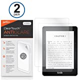 Best BW Kindle Screen Protectors - Kindle Voyage Screen Protector, BoxWave® [ClearTouch Anti-Glare (2-Pack)] Review
