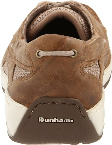 Scarpe barca da Tenn Dunham Marrone Captain Men's q8z61WPq